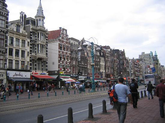 Amsterdam: History