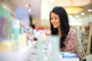 Choose products appropriate for your skin type