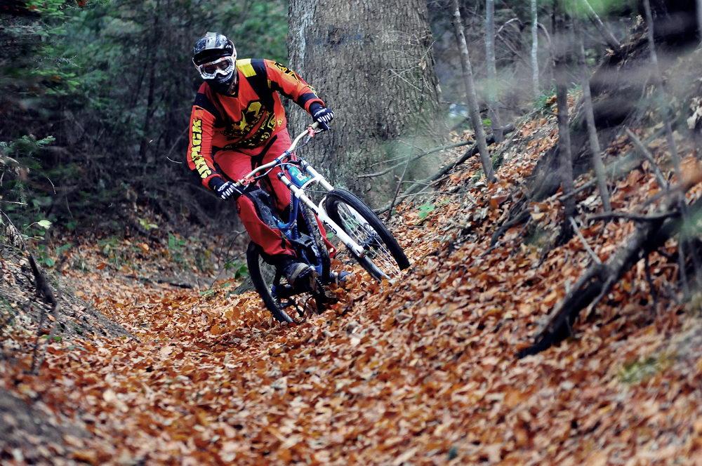 Invata sa folosesti un mountain bike