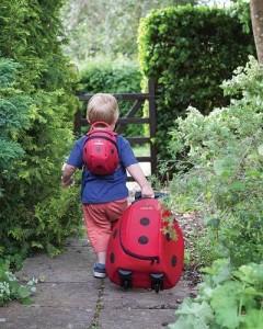 Trolerul pentru copii- modalitate de responsabilizare a micutului?