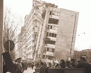Vor rezista cladirile capitalei unui seism major