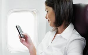 De ce este interzis telefonul mobil in avioane?