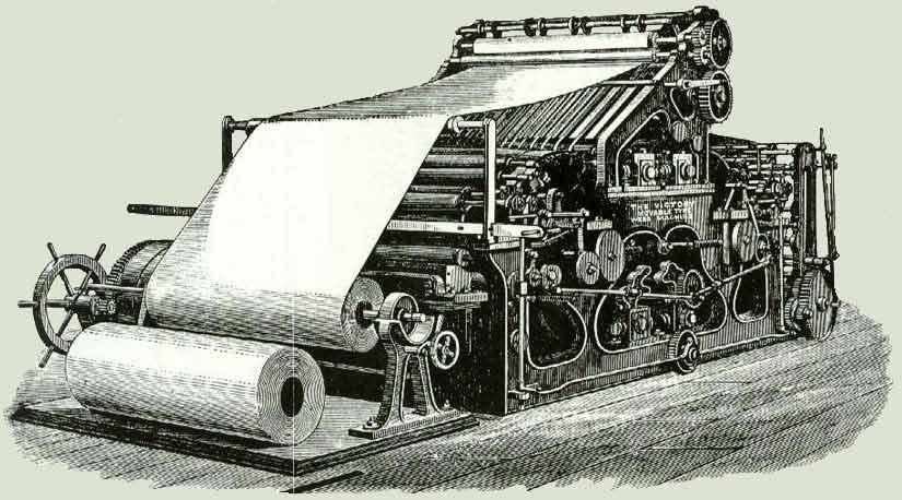 Rotogravure – a short history