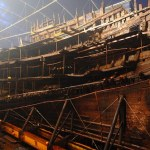 Between engineering and art - the giant Roskilde vikings ship 6