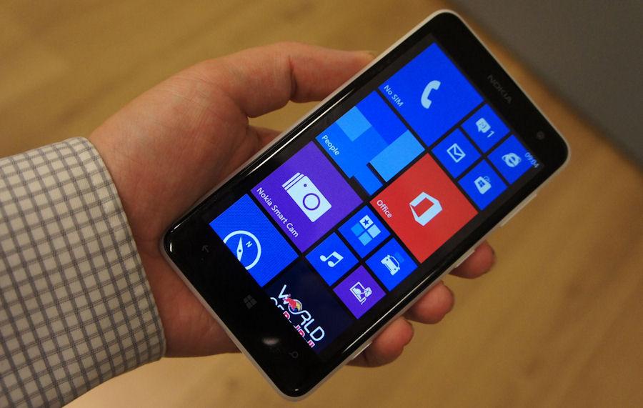 Nokia Lumia 625 – smartphone-ul perfect pentru bugetul tau
