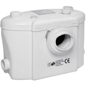 pompa cu tocator pentru wc homac 400