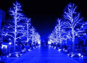 Tehnologia luminilor de sarbatori