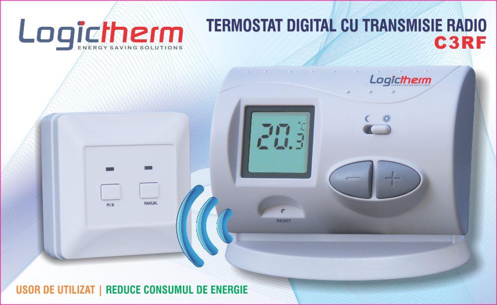 Care sunt avantajele unui termostat c3rf?