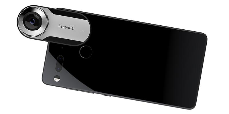 Co-Founderul Android, lanseaza un nou smartphone – Essential S835