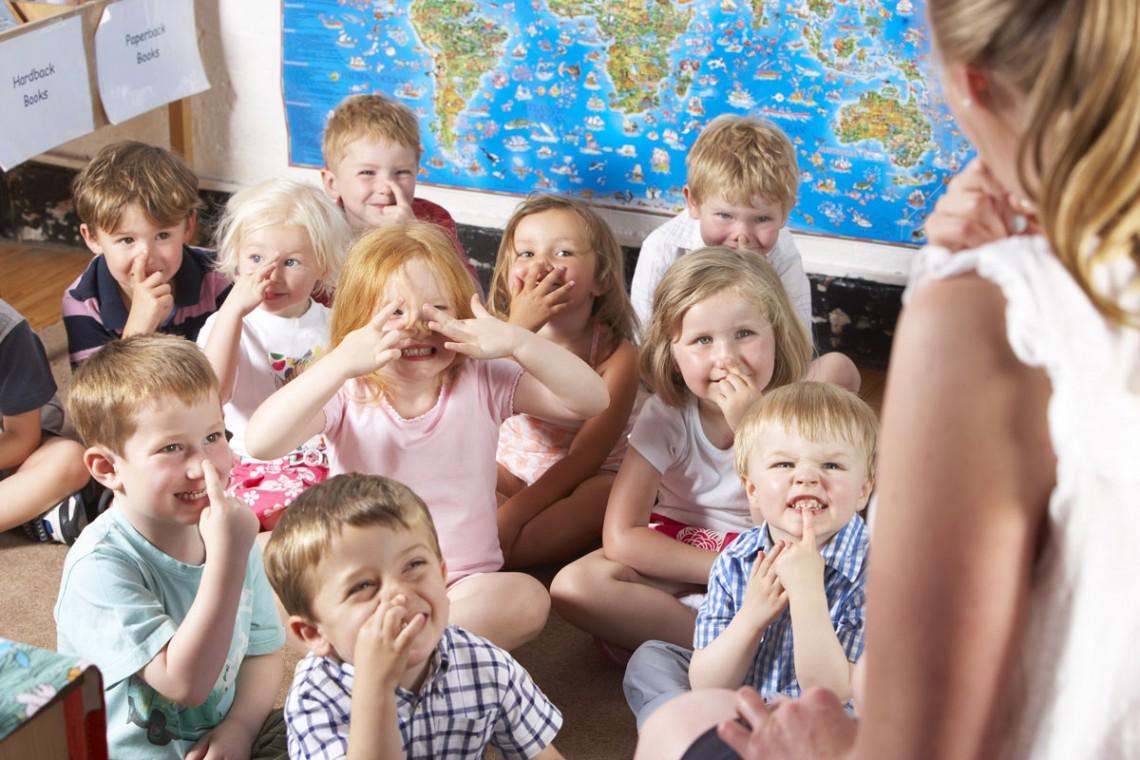 De ce trebuie sa ducem copiii la gradinita?