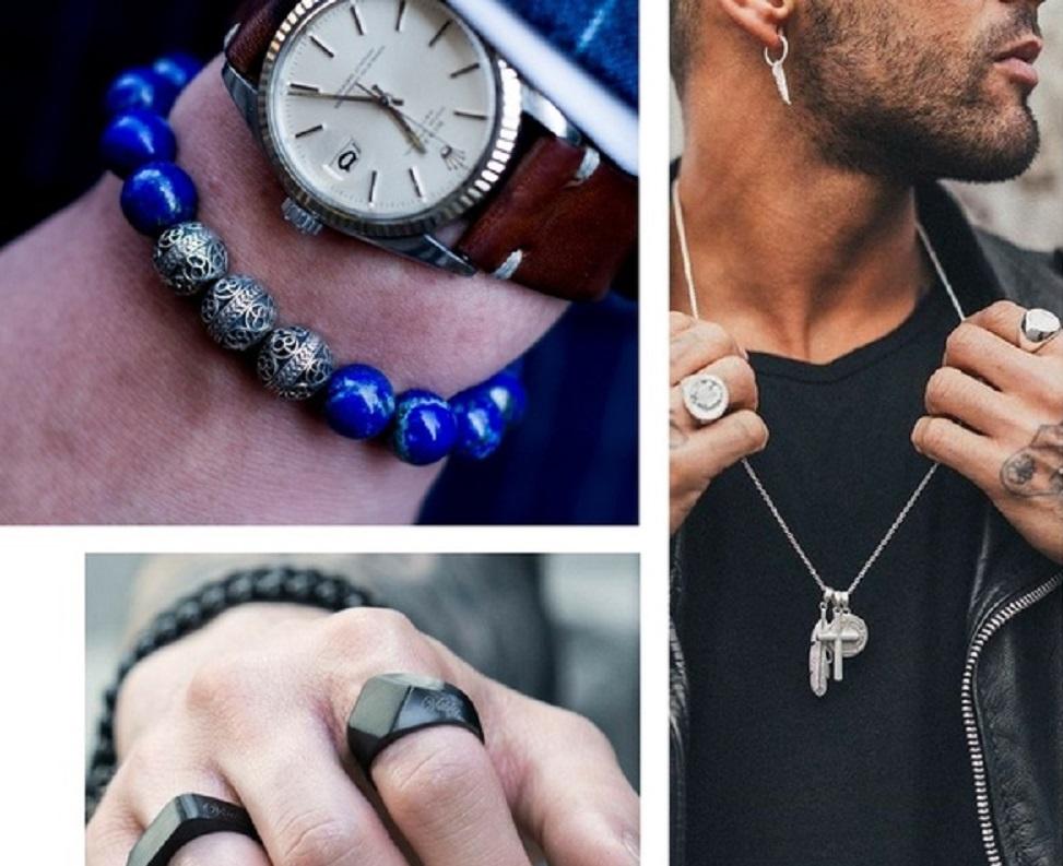 Ce bijuterii poarta femeile si barbatii?
