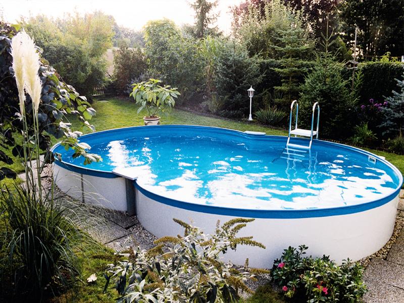 Avantajele unei piscine din otel