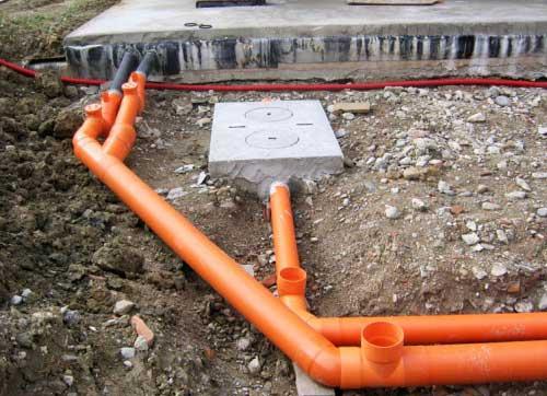 Conditii de scurgere a canalului de canalizare