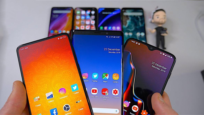 Care sunt cele mai bune smartphone-uri din lume?