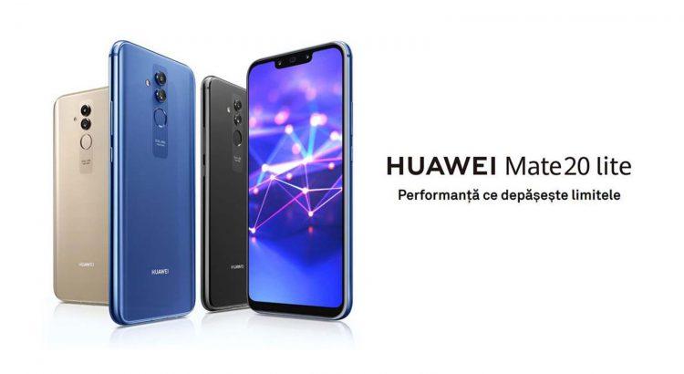 Probleme comune pentru Huawei P20 Lite