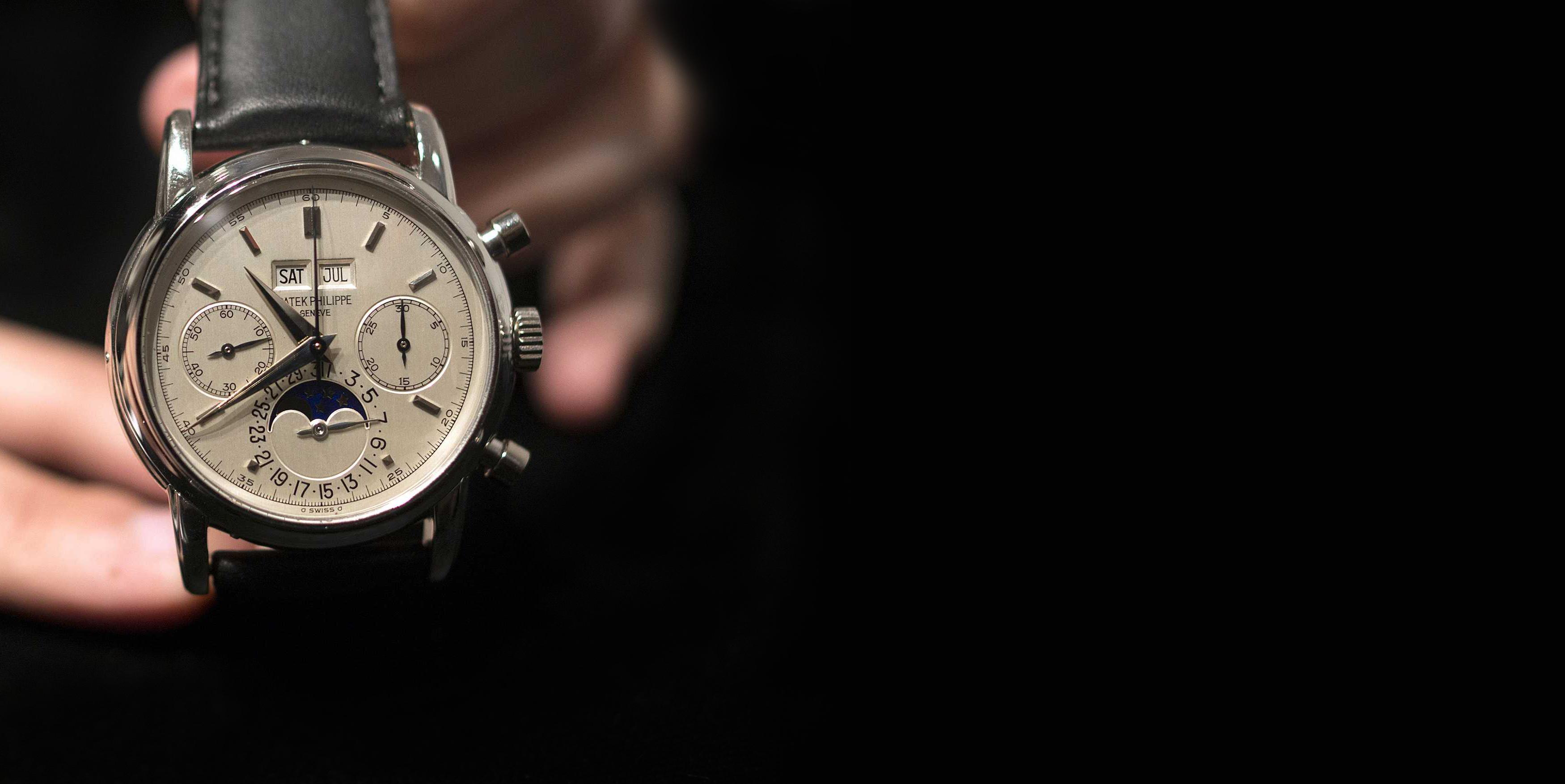 Unde ne putem vinde ceasurile de lux?