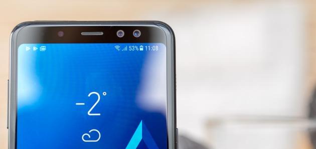 Cand poate fi dus la service un Samsung Galaxy A6?