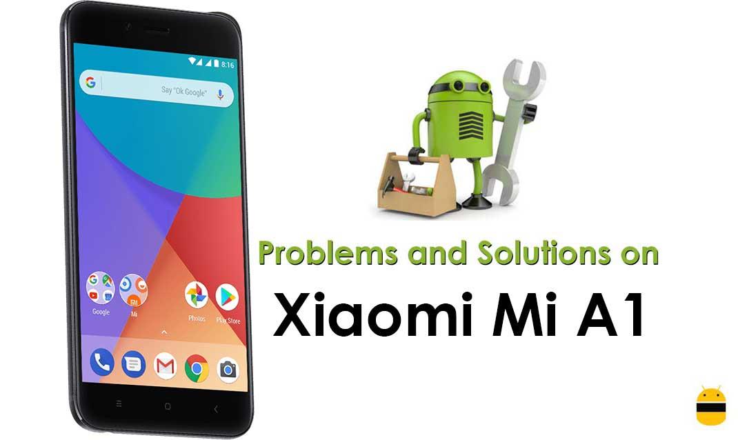 Ce probleme are Xiaomi Mi A1?