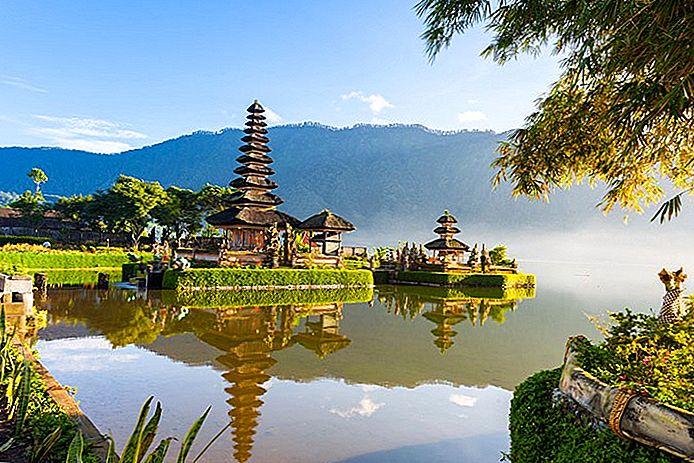 Care sunt cele mai bune locuri de vizitat in Bali?
