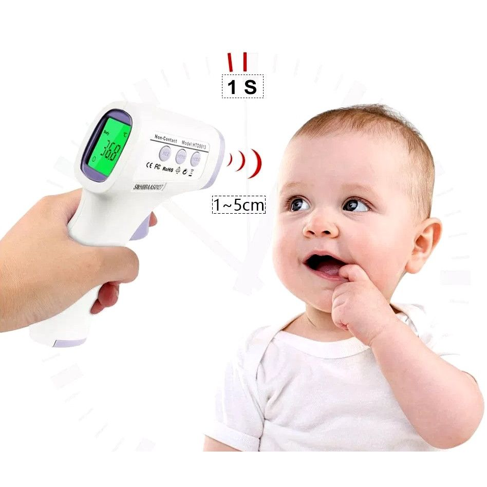 De ce termometre ai nevoie pentru bebelusi