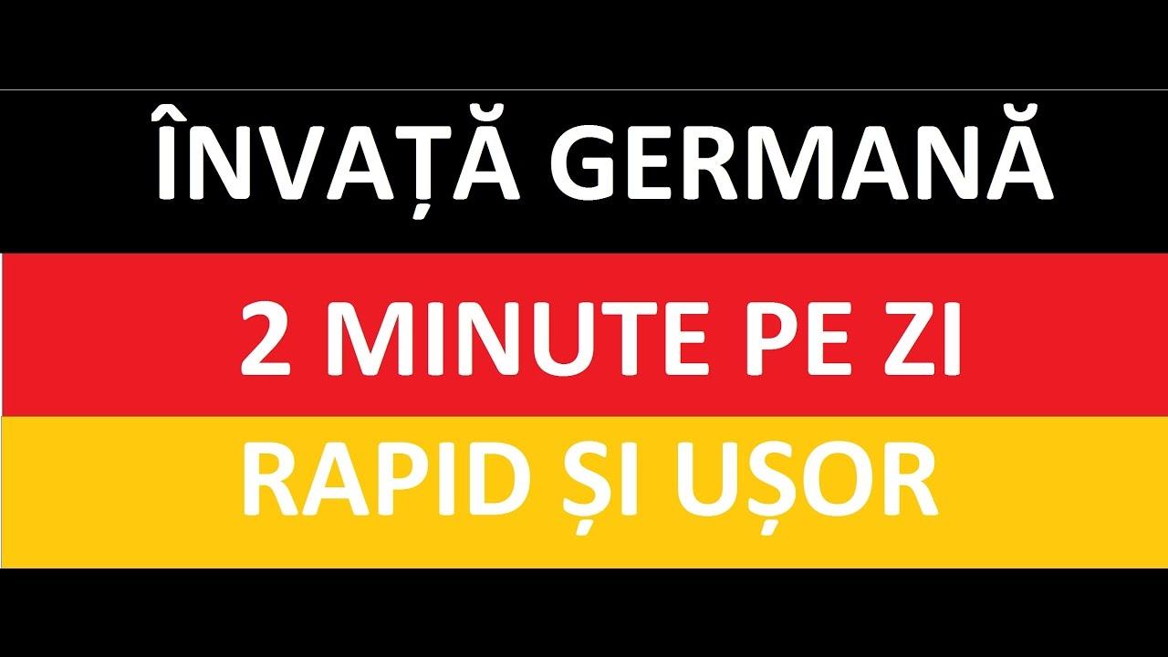 De ce este important sa invatati limba germana?
