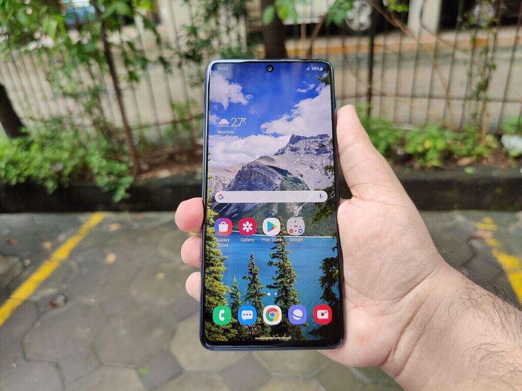 Problemele camerei foto pentru Samsung Galaxy M21 / M31 / M51