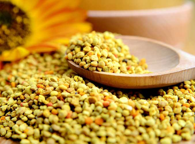 La ce este bun polenul de albine?